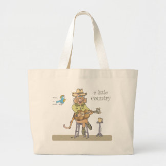 A Little Country Tote Bag