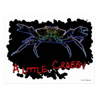 A little Crabby Postcard
