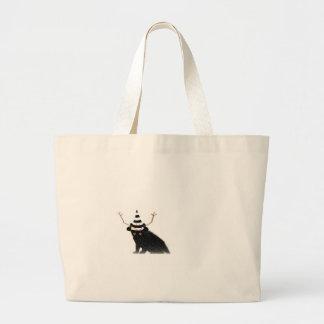 A Little Curiosity Canvas Bag