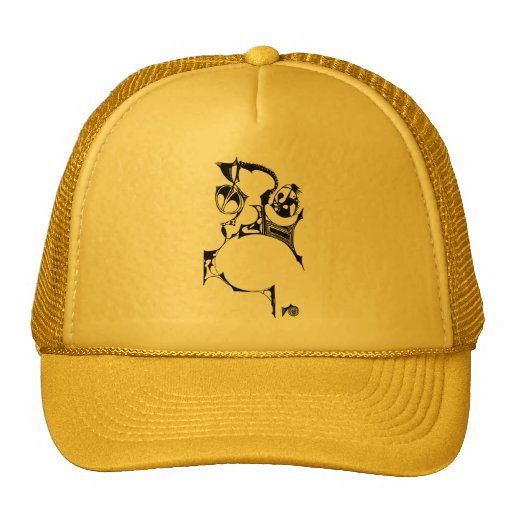 A Little Fishy Trucker Hat