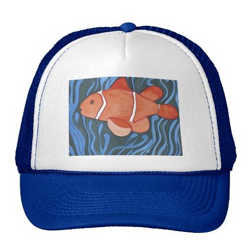 A Little Fishy Hat