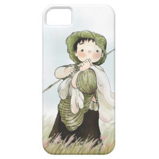 A Little Girl (iPhoneCase) iPhone 5 Cases