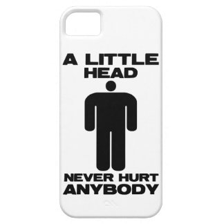 A Little Head! Barely There iPhone 5 Case