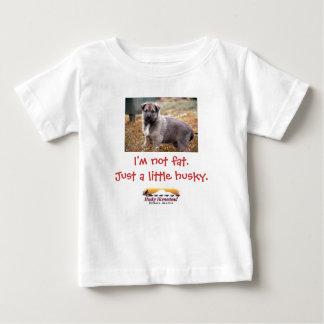 A Little Husky T Shirt