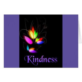 A little kindness card