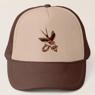 A Little Luck Trucker Hat