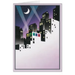 A Little Night Music Greeting Card