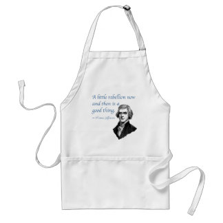 A LITTLE REBELLION STANDARD APRON