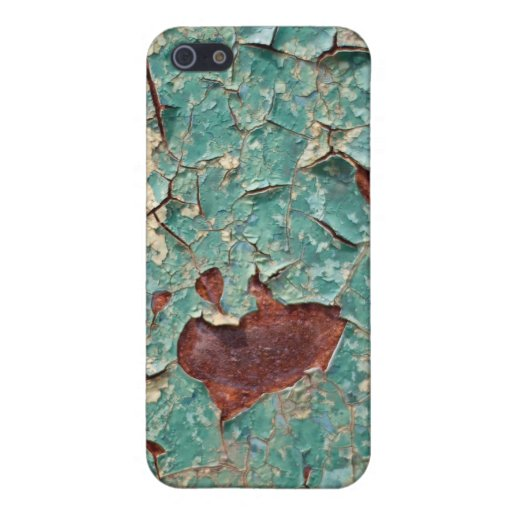 A Little Rusty Case For iPhone 5