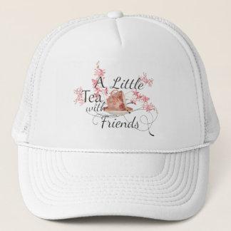 A little Spill the Tea with friends Trucker Hat