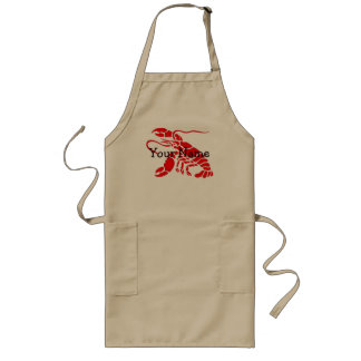 A Lobster With Your Name On It Apron