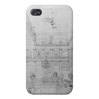 A London Liquor Shop, 1839 Case For The iPhone 4