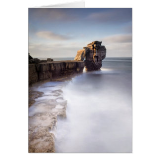 A long time standing at Pulpit Rock Card