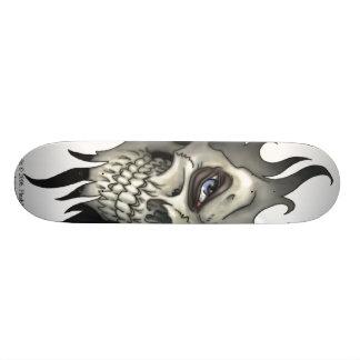 A Look From A Skull Skate Board Decks
