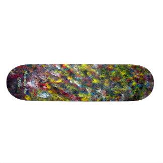 A Lot Of Spots Skateboard (Limited)