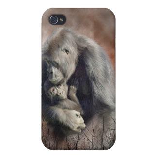 A Love So Grand - Gorilla Art Case for iPhone 4
