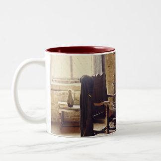 A Lovely Medieval English Room II Coffee Mugs