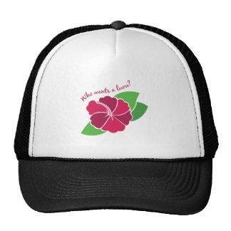A Luau Trucker Hat