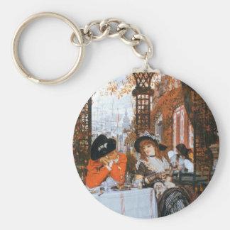 A Luncheon Romance Key Chains