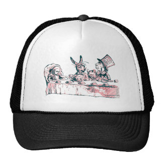A Mad Hatter Tea Party Trucker Hats