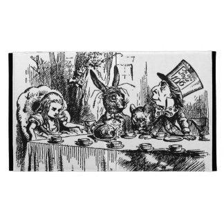 A Mad Tea Party (Alice in Wonderland) iPad case