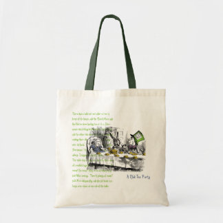 A Mad Tea Party Tote Bag Tote Bags