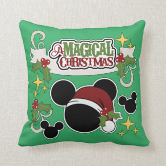A Magical Christmas Cushion
