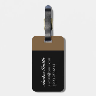 A magical little robin called Wisp 2011 Luggage Tag