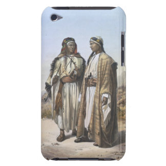 A Mahazi and a Soualeh Bedouin, illustration from iPod Case-Mate Case
