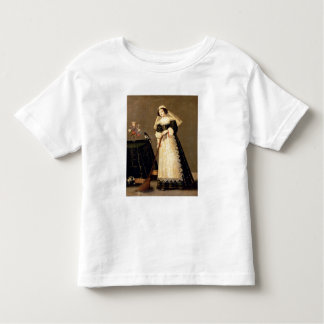 A Maid with a Broom Toddler T-Shirt