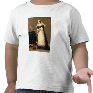 A Maid with a Broom T Shirts