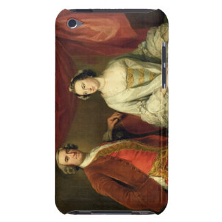 A Man and a Woman, possibly of the Missing Family, Barely There iPod Cover