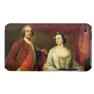 A Man and a Woman, possibly of the Missing Family, iPod Case-Mate Case