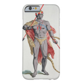 A Man from the Caribbean, 1780 (coloured engraving Barely There iPhone 6 Case