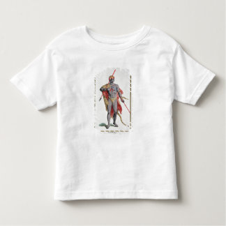 A Man from the Caribbean, 1780 (coloured engraving Toddler T-Shirt