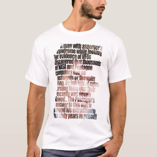 A man with Aspergers T-Shirt