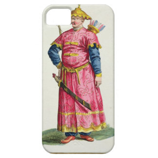 A Mandarin Warlord from 'Receuil des Estampes, Rep iPhone 5 Cases