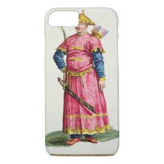 A Mandarin Warlord from 'Receuil des Estampes, Rep iPhone 7 Case