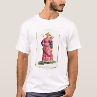 A Mandarin Warlord from 'Receuil des Estampes, Rep T-Shirt