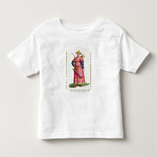 A Mandarin Warlord from 'Receuil des Estampes, Rep Toddler T-Shirt