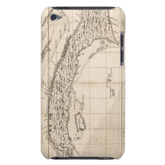 A Map of the British Empire in America Sheet 14 Barely There iPod Case