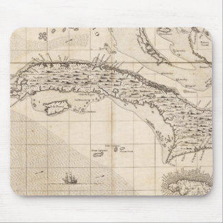 A Map of the British Empire in America Sheet 14 Mouse Mat