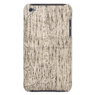 A Map of the British Empire in America Sheet 2 iPod Touch Cover