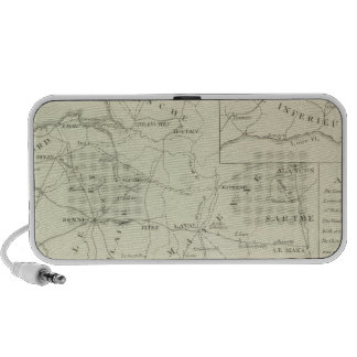 A Map of the Vendee iPod Speaker