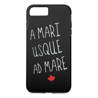 A Mari Usque Ad Mare Cell Phone Case, Canadian iPhone 8 Plus/7 Plus Case