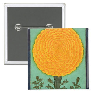 A Marigold, from the Small Clive Album (w/c on pap 15 Cm Square Badge