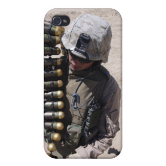 A marine iPhone 4/4S cover