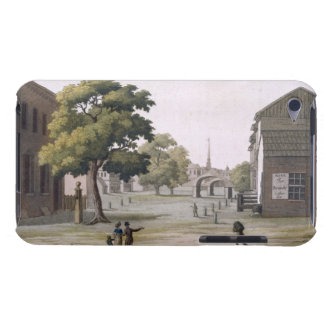 A market square, Philadelphia, Pennsylvania, from Barely There iPod Cases