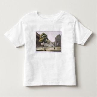 A market square, Philadelphia, Pennsylvania, from Toddler T-Shirt