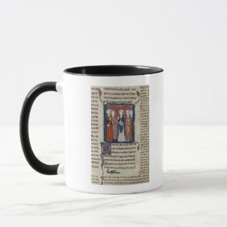 A Marriage Scene, from 'Decrets de Gratien' Mug